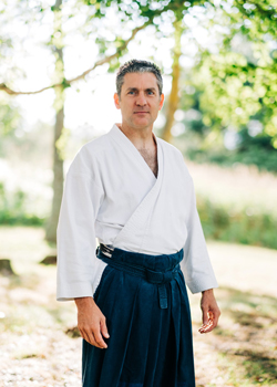 Sensei Andrew Haight, Energy Coach